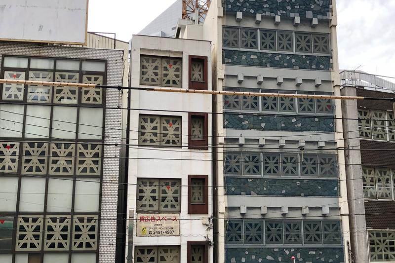 消える渋谷