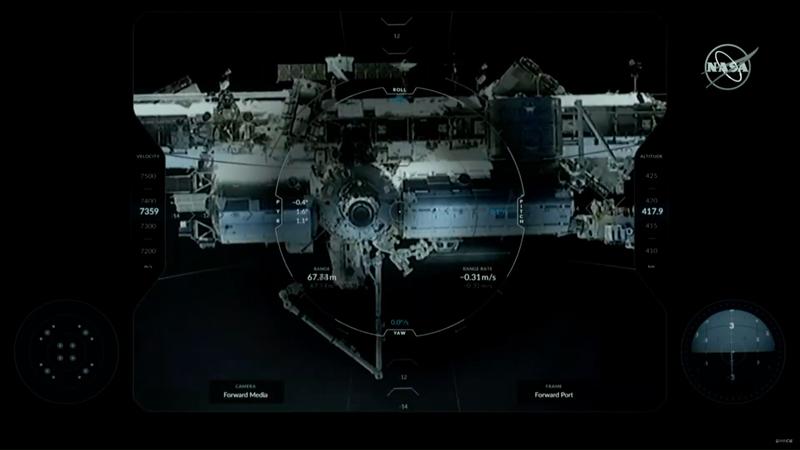 SPACE X UI